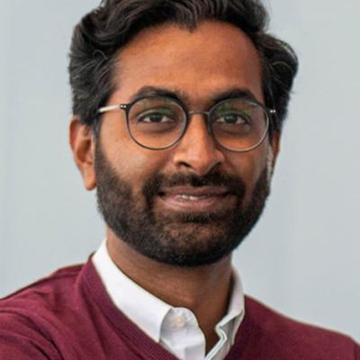 Shyamal Mosalaganti, Ph.D.